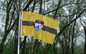 Dobrodošli v Liberlandu: Čeh je na meji med Hrvaško in Srbijo razglasil novo državo