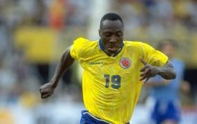 Interpol lovi nekdanjega kolumbijskega nogometnega zvezdnika Rincona