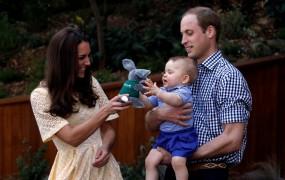 Britanija slavi: princ George dobil sestrico