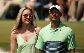 Lindsey Vonn in Tiger Woods sta šla narazen