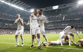 Z obračunom Juventusa in Reala se začenja polfinale lige prvakov