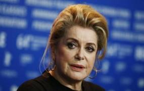 Catherine Deneuve: V Franciji ni več pravih zvezd