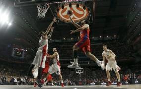 Real in Olympiacos finalista evrolige