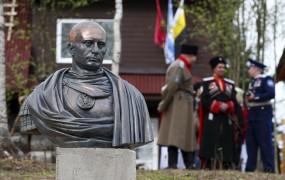 Putin kot rimski cesar