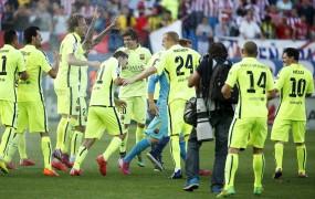 Barcelona sredi Madrida do naslova španskega prvaka