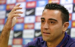 Slovo legende: Xavi po 17 letih zapušča Barcelono