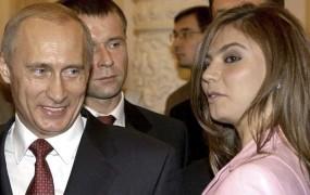 Je Putinova ljubica rodila?