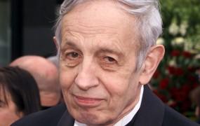 Umrl je Nobelov nagrajenec Nash, upodobljen v filmu Čudoviti um