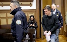 Kazen za bombardiranje tožilkine hiše potrjena: 4 leta in 7 mesecev