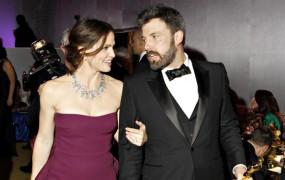 Po desetih letih zakona se ločujeta Ben Affleck in Jennifer Garner
