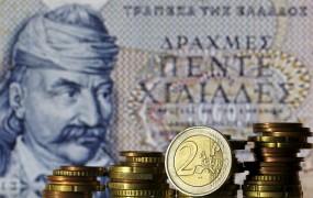 Grčija je uničila stroje za tiskanje drahme