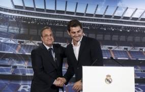 Predsednik Reala Perez se brani, da ni odgnal legende Casillasa