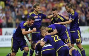 Mariborčani v Kazahstan s pomembno prednostjo enega gola