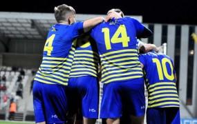Koprčani proti Hajduku za evropsko ligo