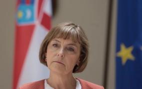 Nekdanji hrvaški zunanji ministrici grozijo s smrtjo zaradi izjav o Hrvatih v Haagu
