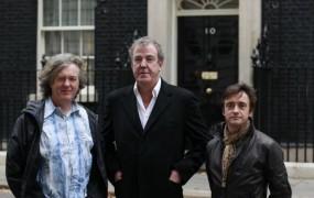 Bivši trio voditeljev Top Gear se seli na Amazonovo televizijo