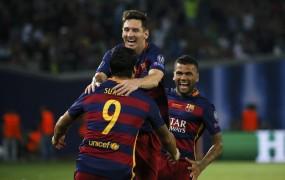 V igri za najboljšega le še Messi, Suarez in Ronaldo