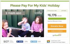 Avstralec od zapravljivih politikov zahteval, naj plačajo za počitnice njegovih otrok
