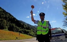 Policisti v akciji nadzora hitrosti ugotovili 1696 prekoračitev hitrosti
