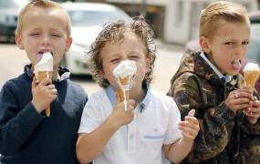 Britanski znanstveniki razvili sladoled, ki se počasneje topi