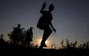 To je svetovni rekorder med nezakonitimi migranti