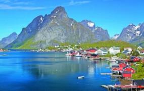 Če stisne kriza, ima Norveška privarčevanih že tisoč milijard dolarjev