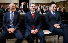 Janša hoče od države 900.000 evrov odškodnine, Krkovič 600.000 evrov, Črnkovič pa kar 13 milijonov
