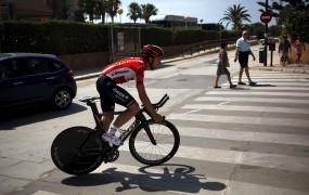 Na Vuelti ukradli kolo za 12.000 evrov, prodajali pa so ga za 120 evrov