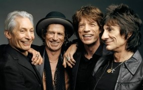 The Rolling Stones septembra po Evropi