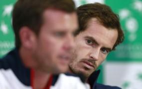 Andy Murray z bratom za britansko teniško zgodovino