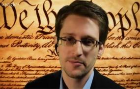 """Edward Snowden je na Twitterju: """"Ali me zdaj lahko slišite?"""""""