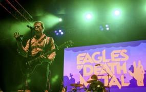 Eagles of Death Metal še vedno skušajo dojeti, kaj se je zgodilo v Bataclanu