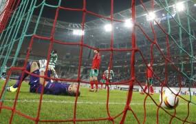Ruski nogometaši so morali na tekmo v Moskvi s podzemno železnico