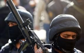 """Egipt bo s """"surovo silo"""" poskrbel za varnost na Sinaju"""