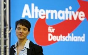 Na kongresu AfD so se potrdila notranja nesoglasja