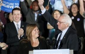 FBI preiskuje soprogo socialista Bernieja Sandersa zaradi - pozor - finančnih poslov!