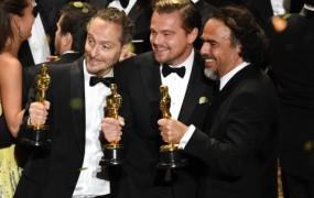 Leonardo DiCaprio pozabil na oskarja