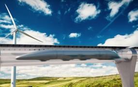 Transport prihodnosti: med Dunajem in Bratislavo s 1200 km na uro