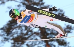 Forfang Prevcu preprečil 14. zmago v sezoni