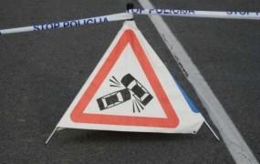 Srhljivka pred Gruškovjem: 66-letnik zgorel v avtu