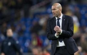 Real Madrid je trenerja Zidana nagradil z novo, donosnejšo pogodbo
