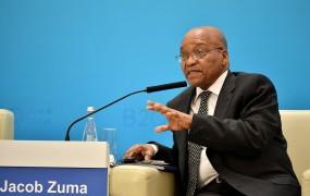 Južnoafriški predsednik Zuma je odstopil, preden bi ga odstavili