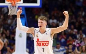 Realov Luka Dončić eden petih Slovencev v elitni košarkarski evroligi