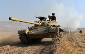 Iraška vojska proti Kurdom v boj za nafto