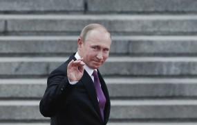 Putin bo kandidiral kot neodvisni kandidat