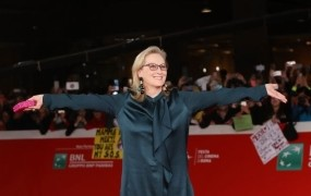 Meryl Streep bo uradno zaščitila svoje ime
