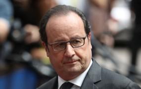 Hollande Trumpu: Evropi ne bodo drugi govorili, kaj mora storiti