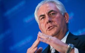 Ameriškega zunanjega ministra Tillersona naj bi zamenjal šef Cie Pompeo