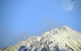 Slovenska planinka v Avstriji padla v smrt; njen soplezalec se je v zadnjem trenutku rešil
