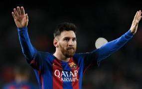 Messi 500. gol za Barcelono zabil v 92. minuti